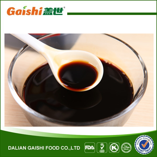 Factory Directly Sale Soy Sauce for Salad