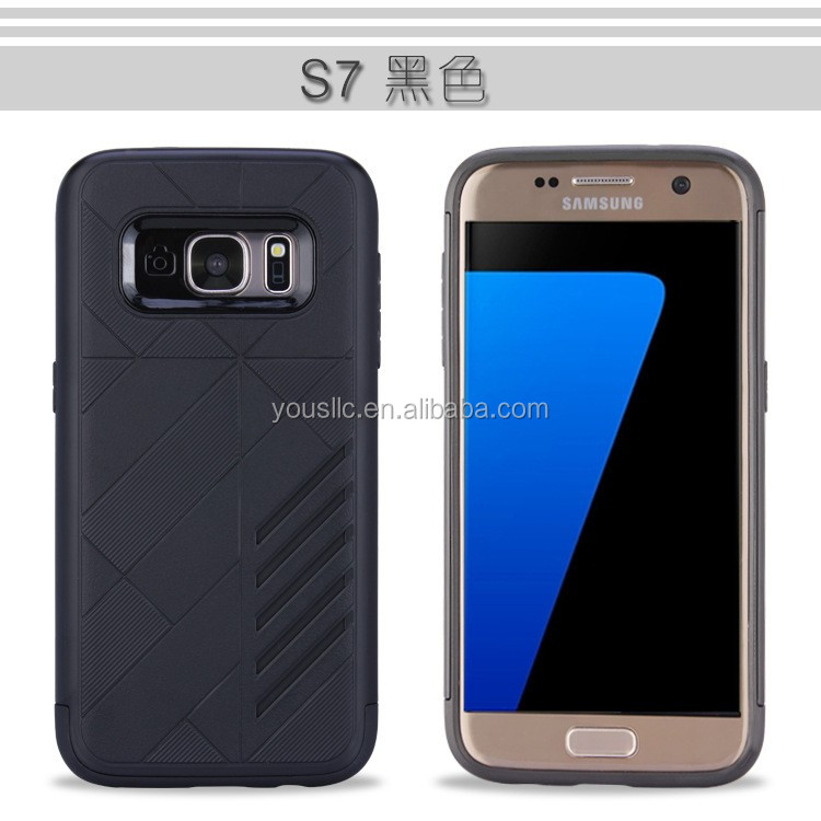 New products on china market hybrid case,hybrid phone case,Hybrid Case Cover for Samsung Galaxy S7 S7Edge