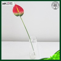 rubber fabric artificial anthurium buy artificial flowers