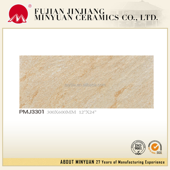 "hot selling cheap price rustic outdoor wall tiles 12""*24"""