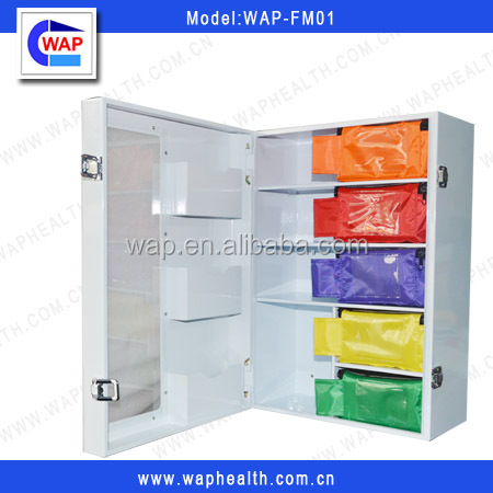 WAP hot sale steel first aid cabinet