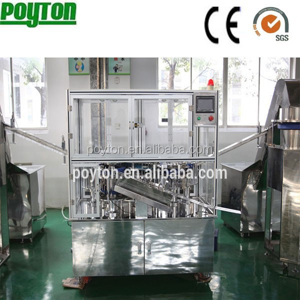 Top level new product for diposable syringe assembly production line