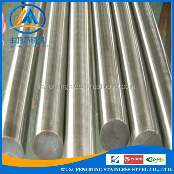 Round Polished 316l Stainless Steel Rod