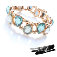 Compact low price women bracelet charms