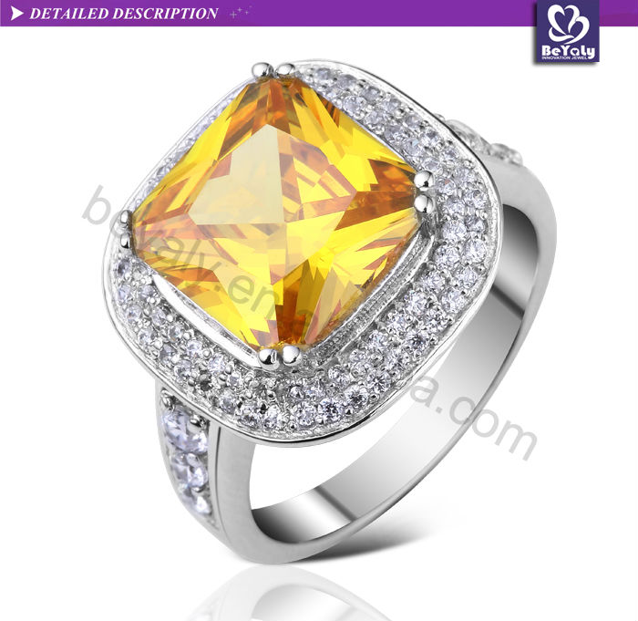 High End Stone Silver Low Cost Engagement Rings Buy Low Cost Engagement Rin