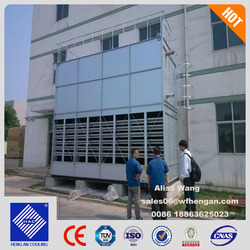 China cheap closed injection molding cooling tower