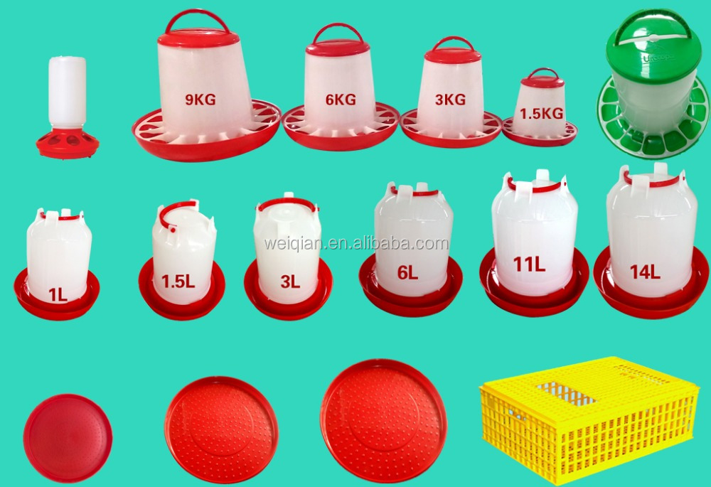 WQ high quality cheap price chicken feeders/chicken feeders and drinkers/poultry feeders and drinkers