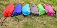 New design Outdoor & Indoor Inflatable Hangout Bag / Lazy Sofa Couch / Air Hangout Sleeping Bag