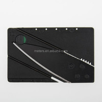 High Quality Free Sample Hot Whole Sale Portable Mini Credit Card Knife