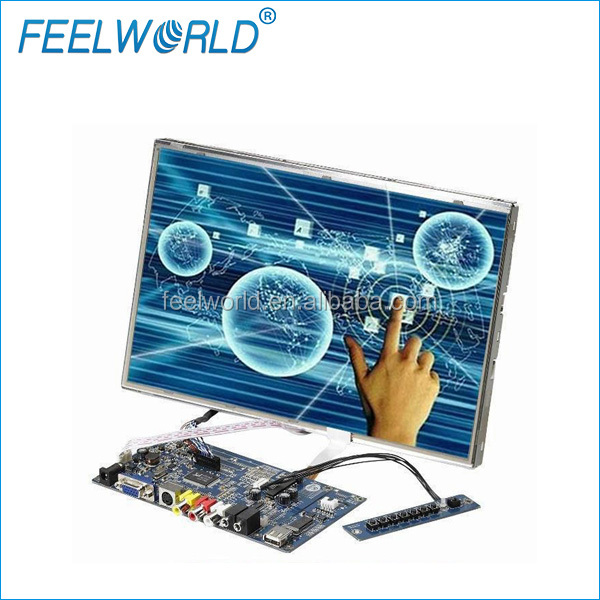 "Feelworld 12.1"" vga inputs tft lcd hd touchscreen module for <strong>payment</strong> kiosks"