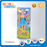 Fashional toy flying fairy doll for kids gift