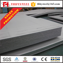 hairline finish 5mm thick 304 cold rolled stainless steel metal perforated sheet