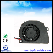 Low noise 5v DC mini centrifugal blower exhaust fan motor 40X51X10mm