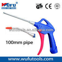 Air blow gun with POM body