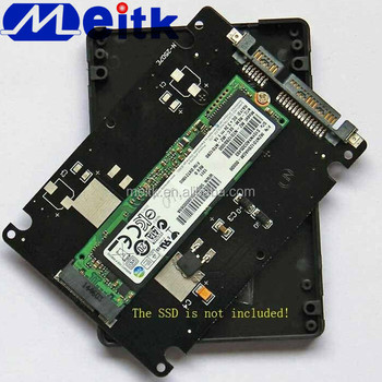 Newest NGFF M.2 SSD Card To 2.5'' HDD Case Adapter NGFF Card Adapter M.2 SSD Card