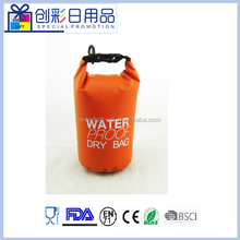 2l colourful waterproof dry pouch bag