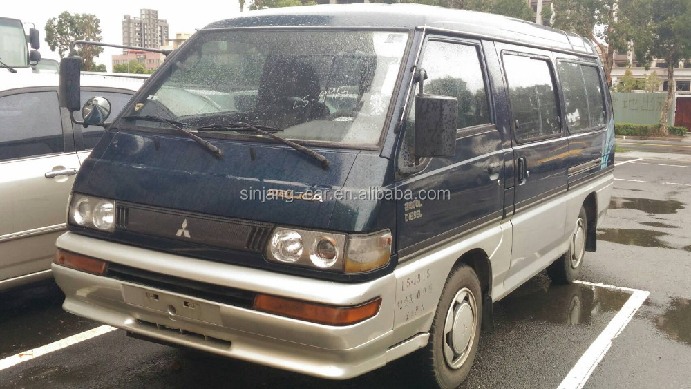 1997 Used Left Hand Van For Mitsubishi Delica diesel (L5-9915)