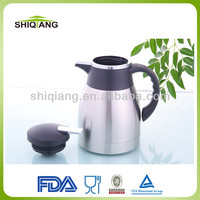 BPA free 2.0L vacuum insulated double wall stainless steel souvenir coffee kettle water jug
