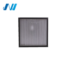 Minipleat Media washable Air Filter