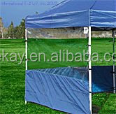 Folding tent professional, steel structure folding canopy tent, folding tent canopy