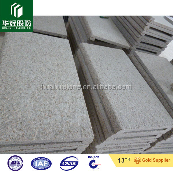 China Cheap Yellow Granite G682 tiling swimming pool not expensive