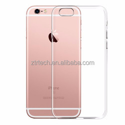 Factory Custom Amusing Ultra Thin Clear Bumper TPU Soft Case for iPhone X Rubber Silicone Skin Cover