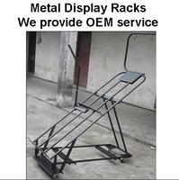 METAL RACK SHELF, We Manufacture All kinds of Metal Display Racks