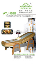 thermal jade massage beds