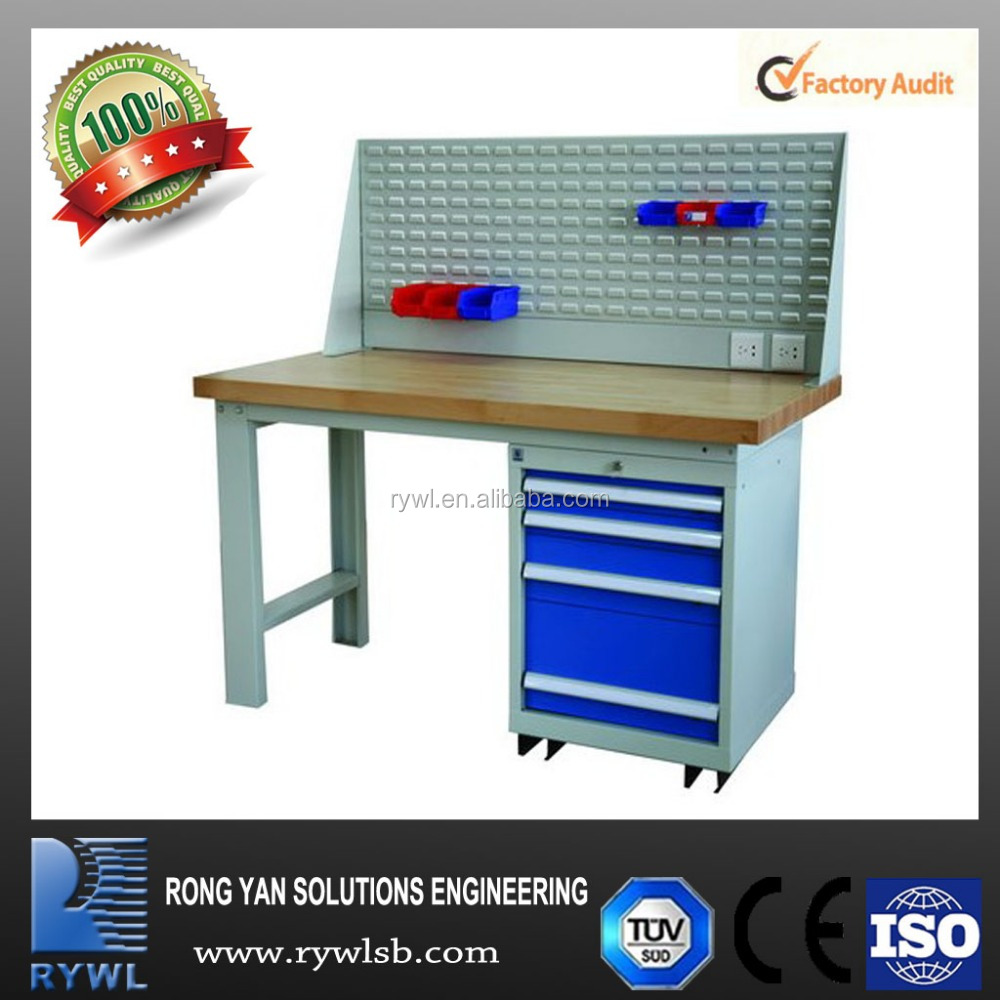assembly line working table/steel warehouse work bench