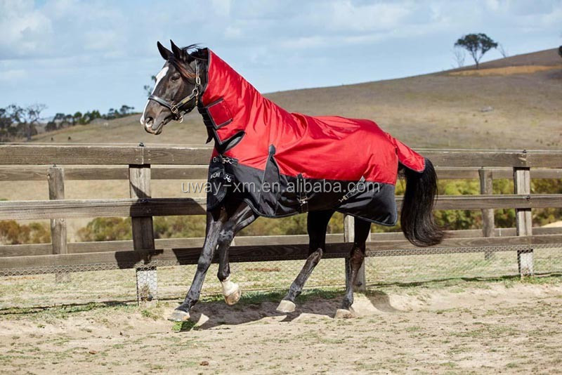 Newest waterproof and light weight horse blanket