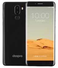 "Doopro P5 Mobile phone 5.5"" Dual rear camera Android 7.0 Cell Phone MTK6580 Quad Core 3500MAH 1GB+8GB Dual SIM HD 3G Smarphone"