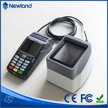 large scanning window interface rs232 table barcode scanner