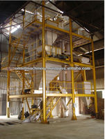 Chicken Feed Pellet Line, Feed Making Machine/Pellet Mill Plant