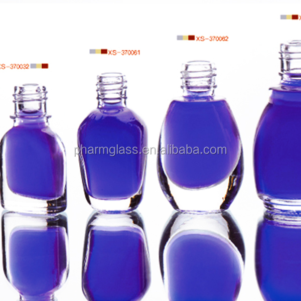 15 ml empty nail polish bottle