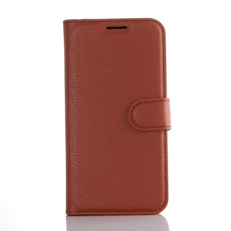 Fashionable OEM leather phone case for samsung s7 edge
