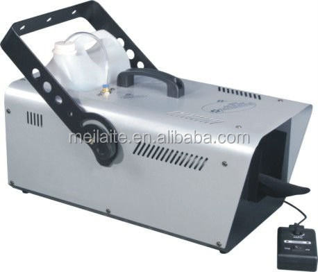 1500w DMX512 AC110-220V snow ice machine/snow making machine