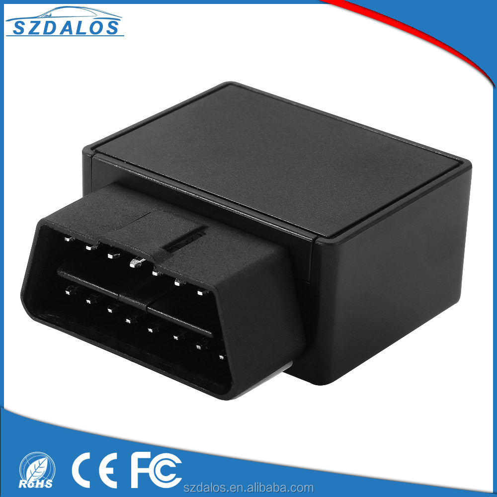 Plug and play OBD GPS Tracker support change imei
