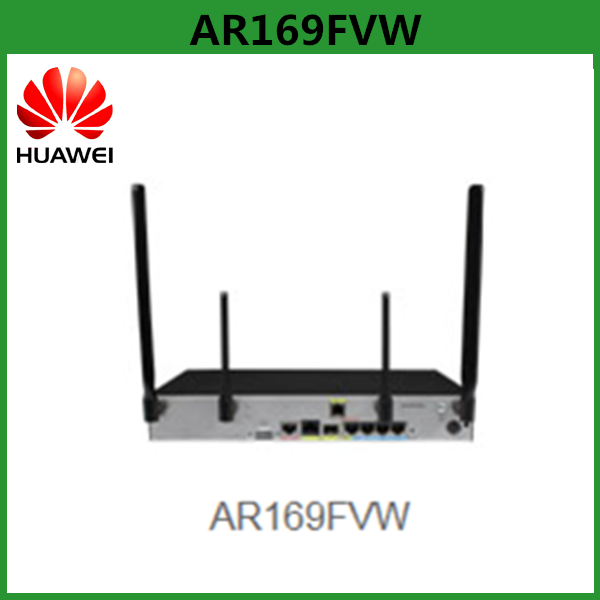 Huawei AR169FVW Best Wireless FXS FXO Fiber Optic Router