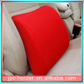 Auto Lumbar Support Cushion Back Pillow Car Seat Memory Foam Pillow