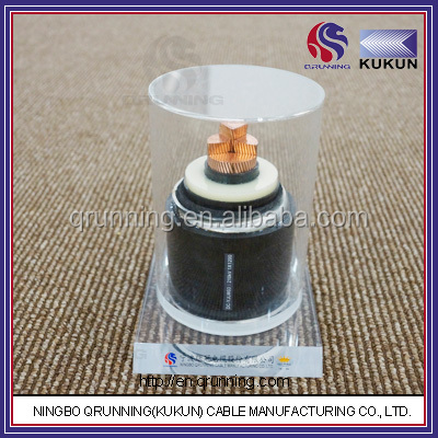 110kV price High tension /high voltage xlpe power cable
