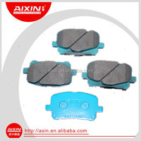 AIXIN Top Quality Auto Brake Pads Set OEM 04465-28490 for TOYOTA Previa 2003 ACR30