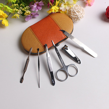 High quality nail set manicure