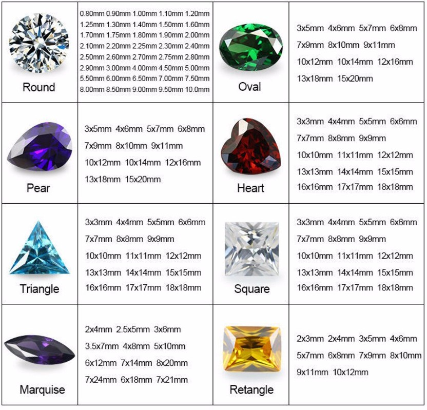 Cheap bulk wholesale oval brilliant cut loose amethyst zircon stone