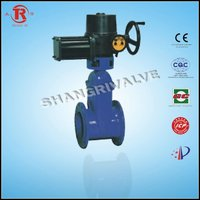 Electric Resilient Gate Valve