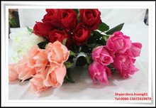 SJH010714 artificial flowers walmart wedding flowers russia styles flowers