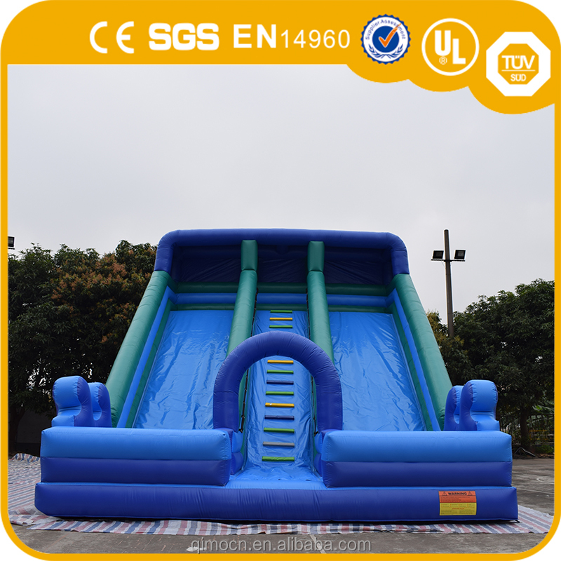 Water slide with slip and slide,Dual lane mega inflatable airplane slides,Bouncy house for toddlers