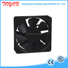 toyon 90x90x25mm 12v dc brushless cooling fan