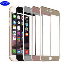 9H 0.26MM SMART TOUCH TEMPERED GLASS 2.5D FOR IPHONE 7 PLUS TEMPERED GLASS HIGHT QUALITY