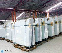 CE & ISO certificate Float Glass China Manufacturer