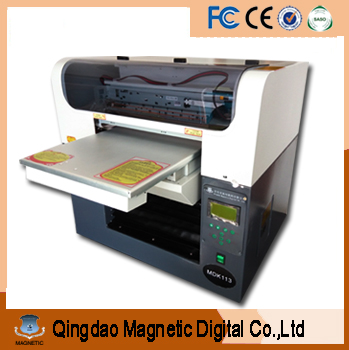 A3 size DTG printer with White Ink, Direct to Garment dtg printer a3